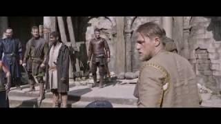 Меч короля Артура Бой на тренировочной площадке.Артур впервые использует силу Экскалибура