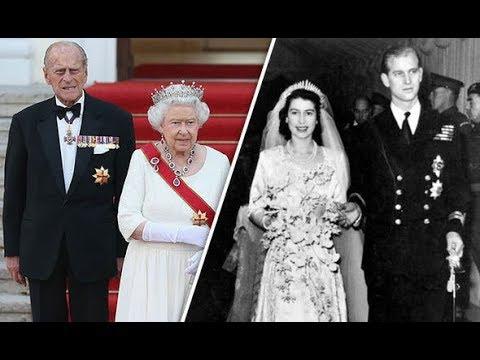 Queen Elizabeth And Prince Philip, 70th Wedding Anniversary