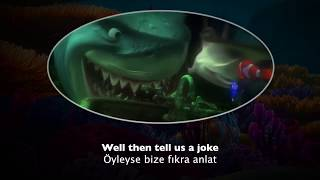 Finding Nemo - Shark Meeting - Turkish (Subs + Trans)