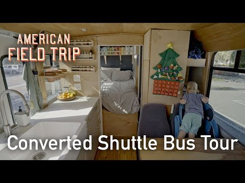 Building the Bus - American Field Trip