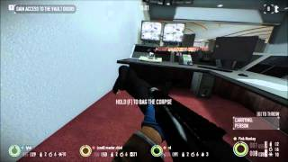 Payday 2 - First World Bank | DeathWish | Stealth | CVL+ Achievement
