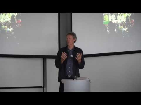 """Geomedia and the Future of Public Space"" with Prof Scott McQuire"