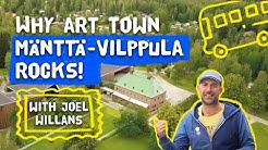 11 REASONS to VISIT ART TOWN MÄNTTÄ-VILPPULA