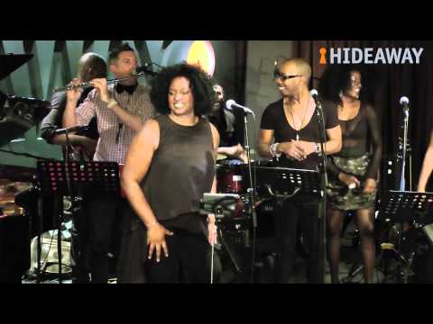 A Place In My Heart - MAZE performed by Mary Pearce at Hideaway live music venue
