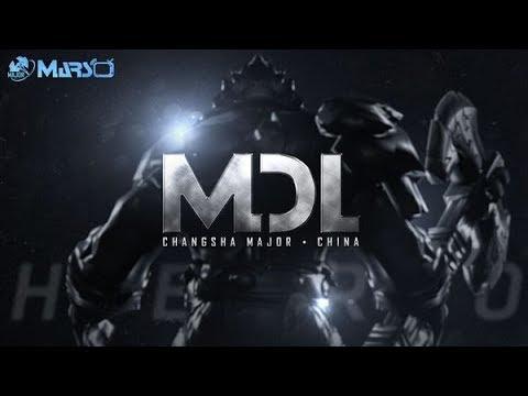 🔴[LIVE] MDL Changsha Major Southeast Asia Qualifier - Boom ID vs Neon