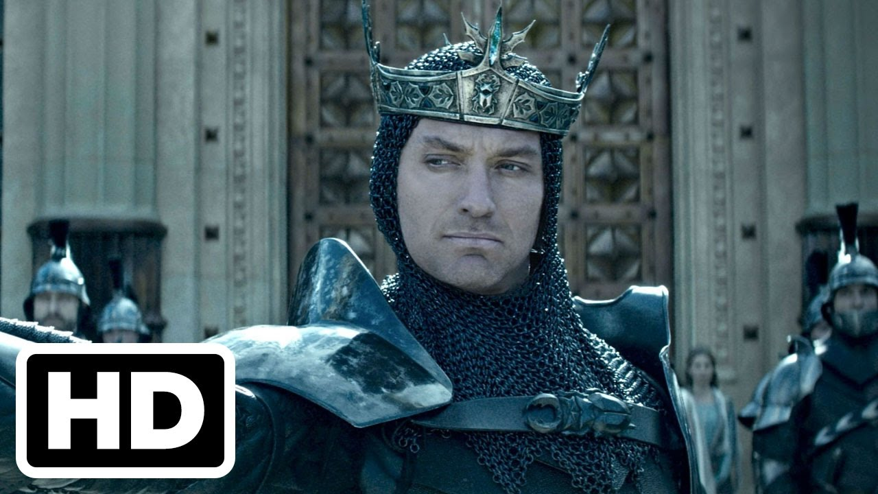 King Arthur Legend Of The Sword Final Trailer 2017 Youtube Lanccelot Watch Aegis Attilia