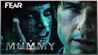 Nick Is Fused With Set And Fights Ahmanet | The Mummy (2017)
