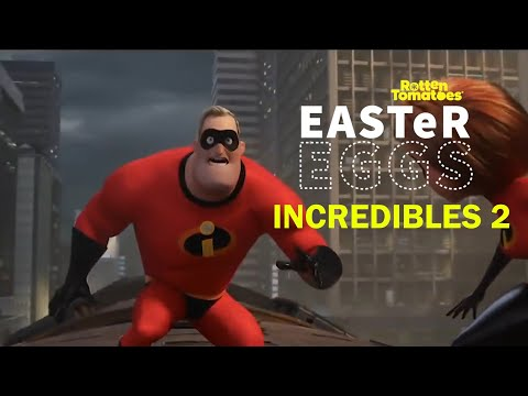 'Incredibles 2' Easter Eggs & Fun Facts | Rotten Tomatoes