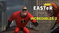 'Incredibles 2' Easter Eggs & Fun Facts | Rotten Tomatoes - Продолжительность: 5 минут 44 секунды