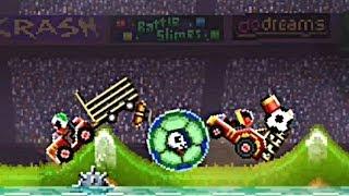 Автомат с ПРИЗАМИ 45 СУНДУКОВ золотой футбольный уровень Drive Ahead машинки ДРАЙВ АХЕД битва тачек