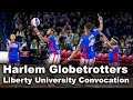 watch he video of Harlem Globetrotters - Liberty University Convocation