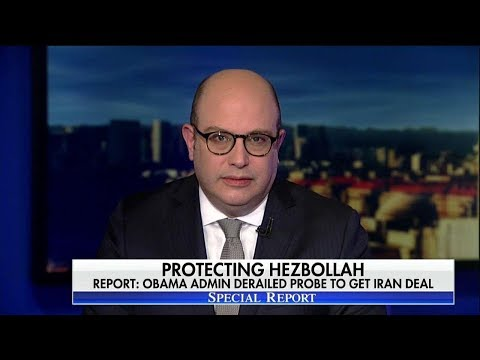 Eli Lake Reacts to Obama Hezbollah Story