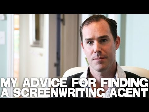 Advice For Finding A Screenwriting Agent by Justin Trevor Winters