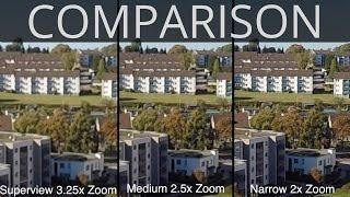 GoPro Hero 5: Wide vs Medium vs Narrow FoV Comparison | TechCentury