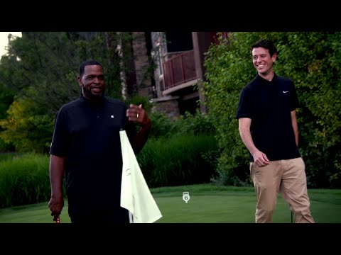 "How Uncle Luke ""played"" Augusta National And Supports Young African American Golfers 