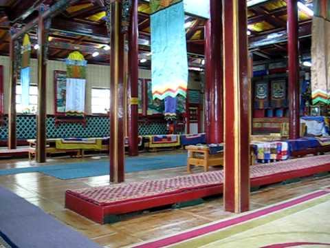 Aryapala Temple, Terelj Park, Mongolia