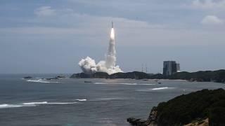 H-IIAロケット39号機(情報収集衛星レーダ6号機)打上げ_種子島宇宙センター thumbnail