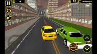 Super Taxi Driving 3D