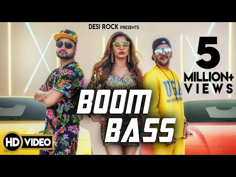 Boom Bass Most Popular Bollywood Song 2018-2019 | MD KD | Desi Rock | Bollywood Song 2018-2019