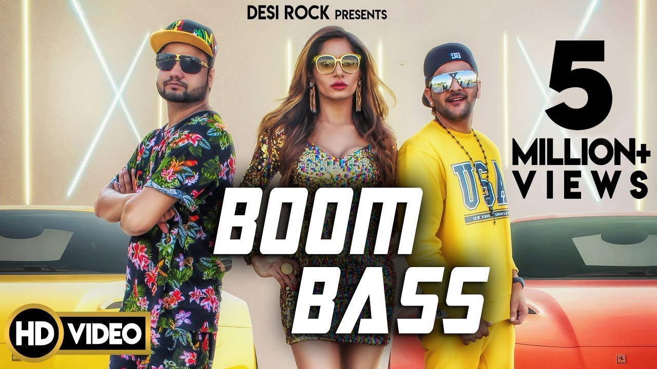 Boom Bass Most Popular Bollywood Song 2018-2019