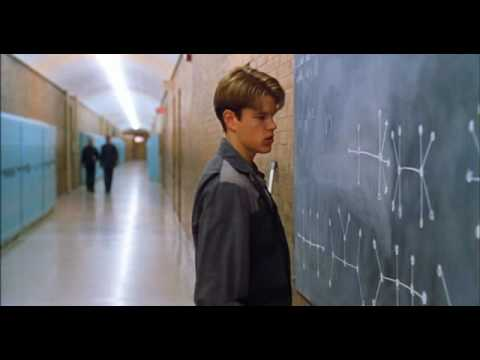 Good Will Hunting - Legendäre Szenen (Matt Damon & Robin Williams) TOP streaming vf