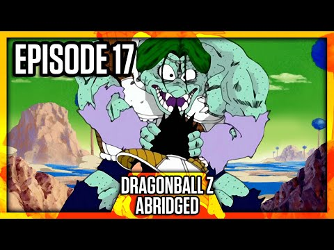 DragonBall Z Abridged: Episode 17 - TeamFourStar (TFS)