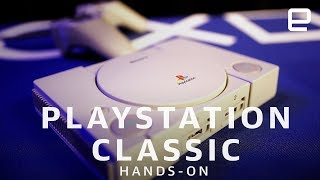 PlayStation Classic Hands-On: Nostalgia in a box thumbnail