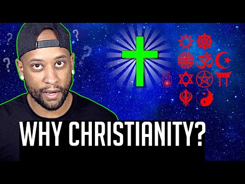 How is Christianity Different than all Other Religions?