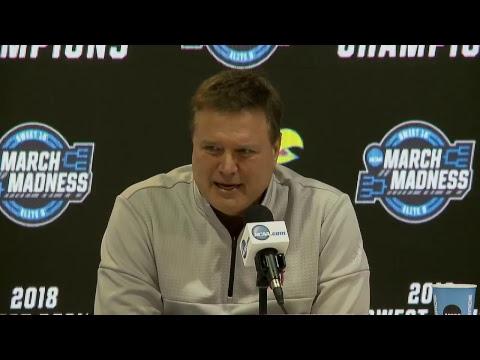 News Conference: Kansas & Duke - Postgame