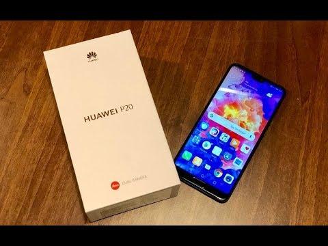 f3b6f92372f El Huawei P20 da la cara! - YouTube