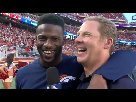Broncos vs 49ers Condensed Version