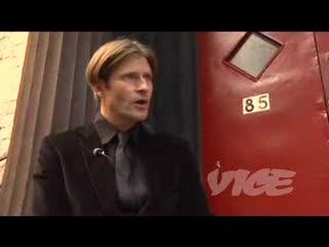 VICE interview with Crispin Glover