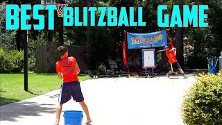 BEST BLITZBALL GAME EVER?! | Game 4 | NEA Blitzball