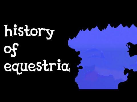 History Of Equestria  (Pony Parody)