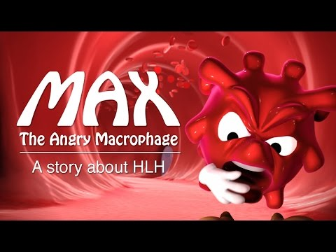 Max The Angry Macrophage   A Story about HLH   Cincinnati Children's