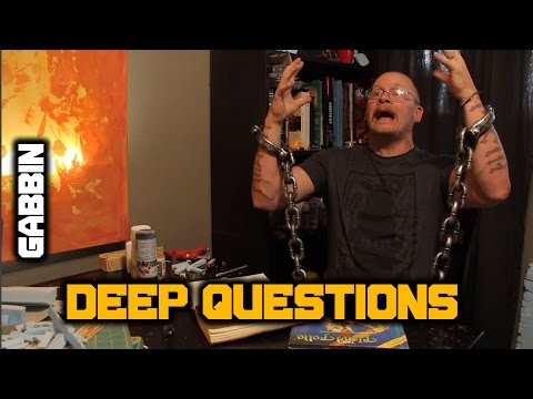 Deep Questions: Unchain your mind!