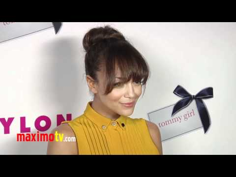 Ashley Madekwe NYLON Magazine Annual May Young Hollywood Issue Party ARRIVALS