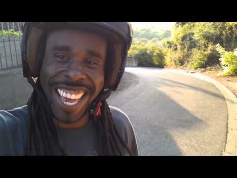Vlog 106: Stranded in Langoiran, Tour de France w/ Honda Varadero, Château de Cadillac