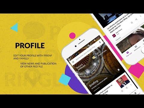 Template App Promo sony vegas 12 13 14