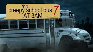 THE CREEPY SCHOOL BUS at 3AM - scary text message stories