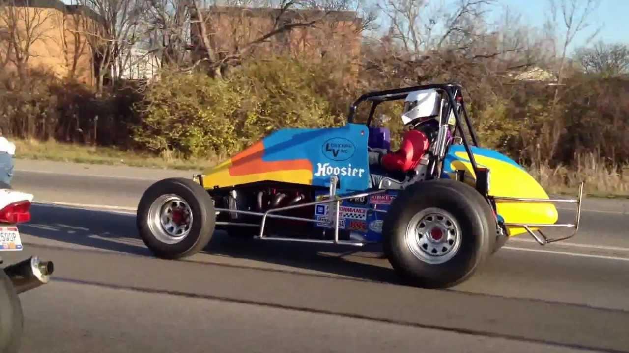 Street Legal Sprint Car Youtube