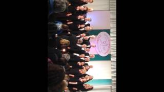 Old Mother Hubbard - The Millicent Singers at the Sligo International Choral Festival