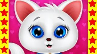 Как ухаживать за котятами. Мультфильм про котиков. Развивающие мультики для детей.
