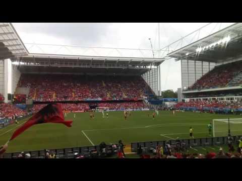 Euro2016 Albanians Super Fans