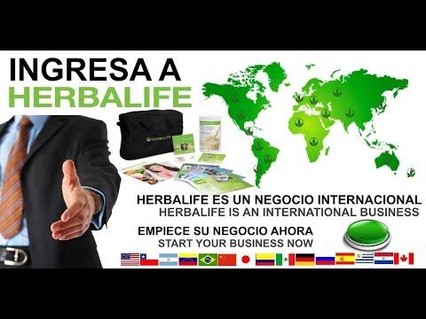 HOM Presentación de Negocio Herbalife 2015