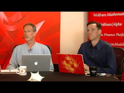 Wolfram Experts Live: Wolfram Language in the Cloud
