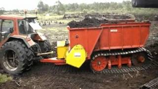 Difco Powertrack With Fiat Tractor
