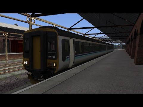 Train Simulator 2017: North Lincolnshire Line Video 2 (Boston to Skegness) HD