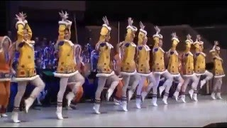 """Московский Дом Музыки - Ансамбль им. Локтева, танец """"Праздник молодого оленя"""""""