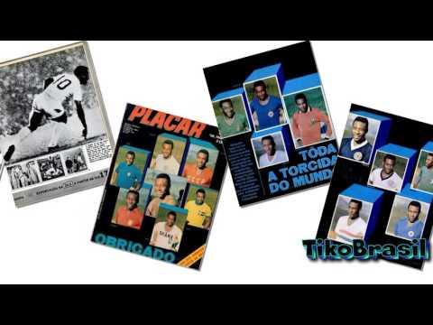 Pelé ● Placar magazine